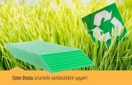 Ozon Dostu ürünlerle sürdürülebilir yaşam!