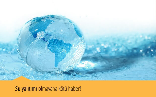 Su Yalıtımı Olmayana Kötü Haber!